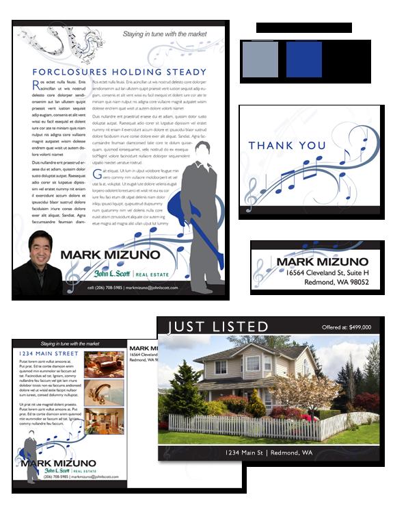 Mark Mizuno's Branding Design