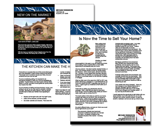 Article Mailer example