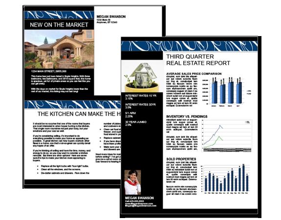 Quarterly Report Example