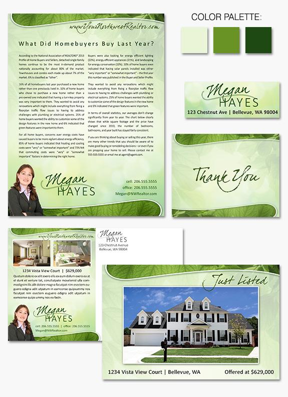 Leafy Green design