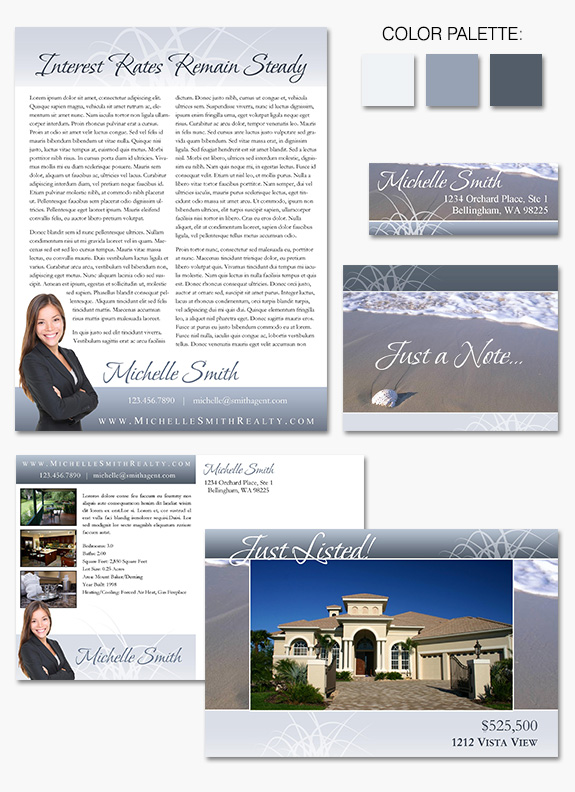 Coastal Riches design