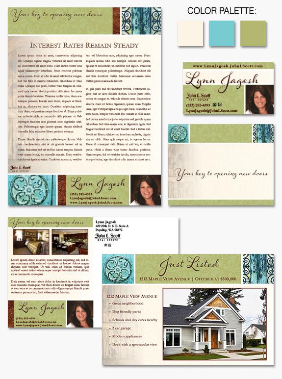 Lynn Jagosh's branding design