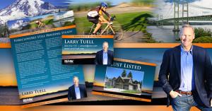 Larry Tuell's branding
