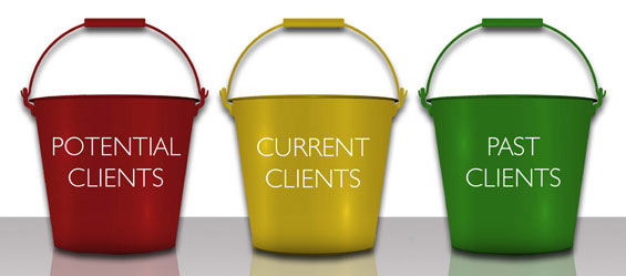 client buckets