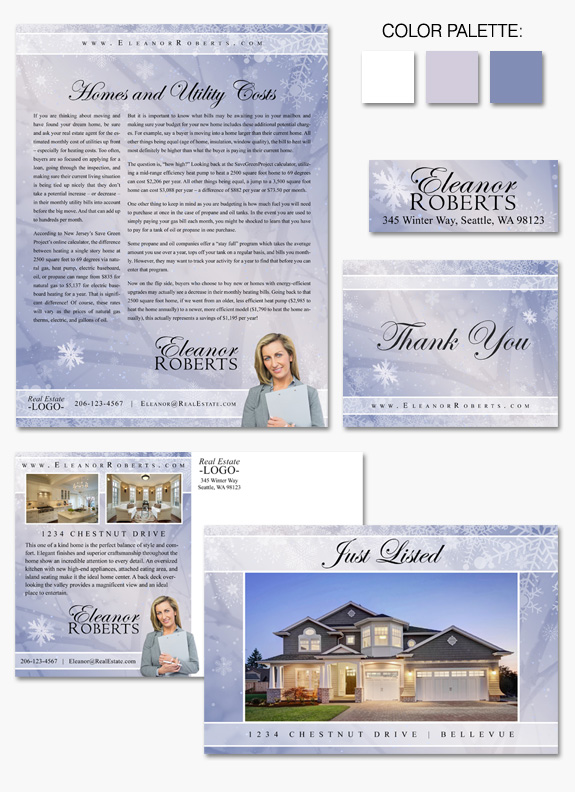 Winter Wonderland design