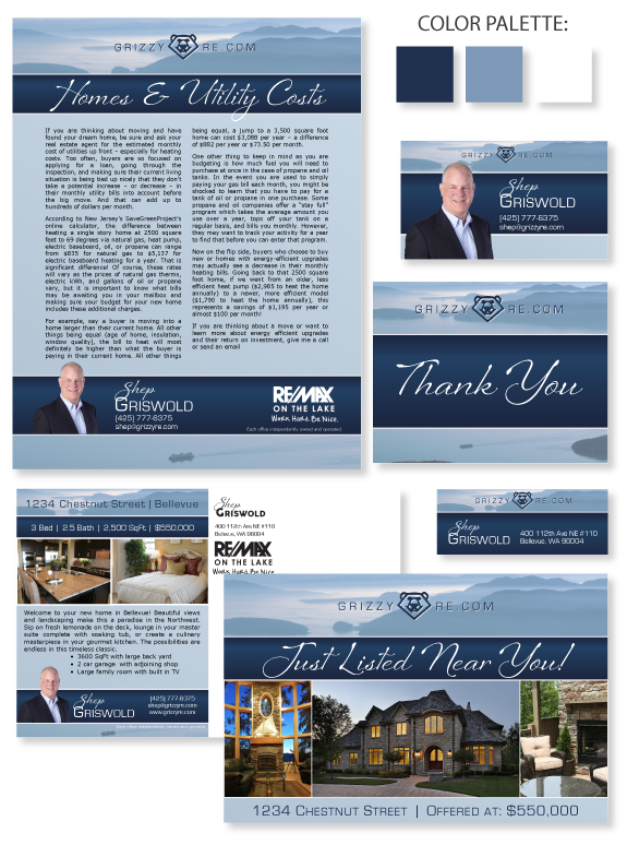 Featured Design - Shep Griswold