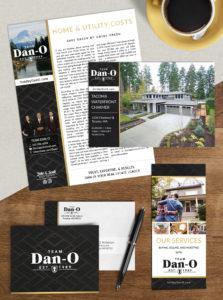 Branding Spotlight: The Dan-O Team