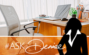 Ask Denise: My Own Space